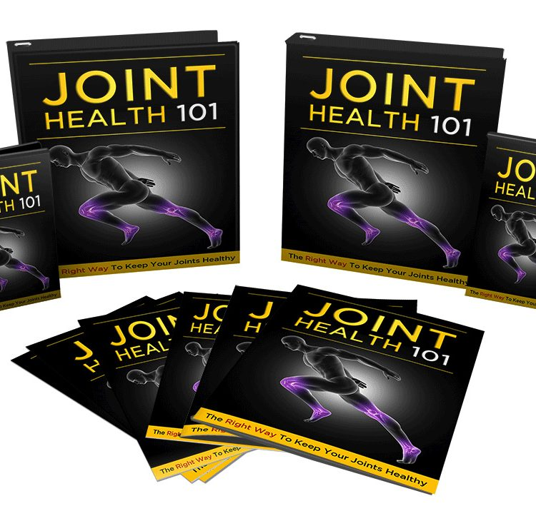 Joint Health 101 Upgrade Video