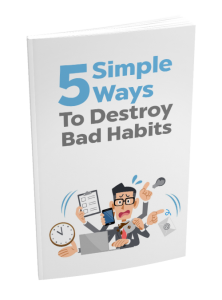 3 Things it Takes to Form a Good Habit
