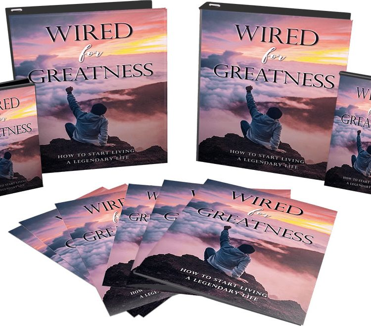 Wired For Greatness Upgrade Video